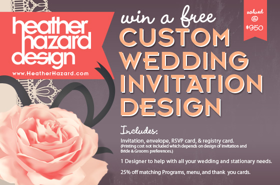 Heather Hazard Design  | Christina Z Photography 1k Fan Giveaway