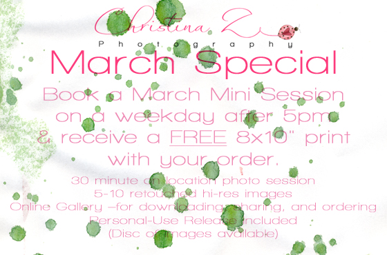 March Special | © Christina Z Photography