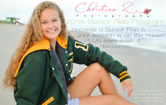 2014 Senior Rep Program | Christina Z Photography