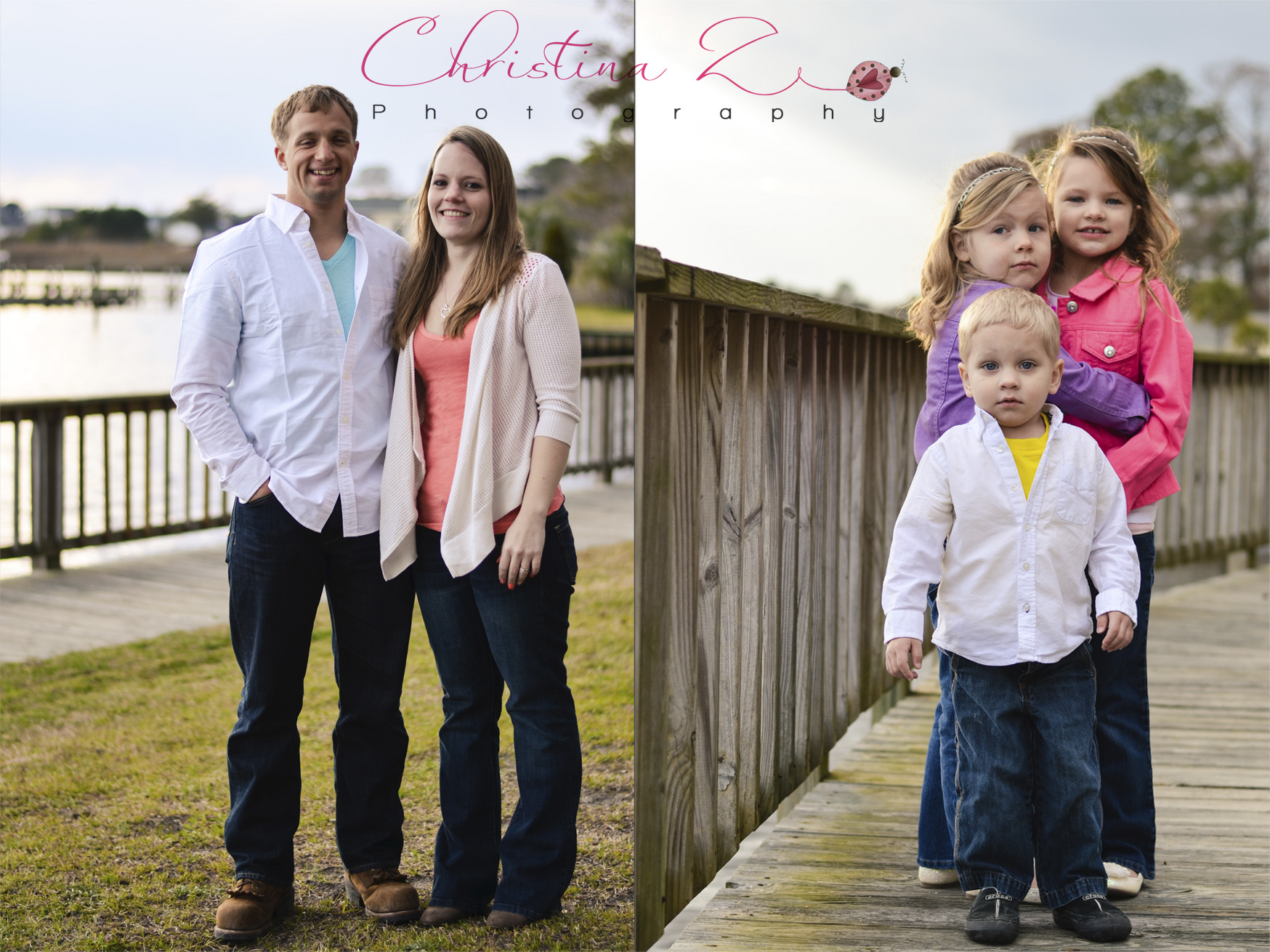 Family Photos | © Christina Z Photography