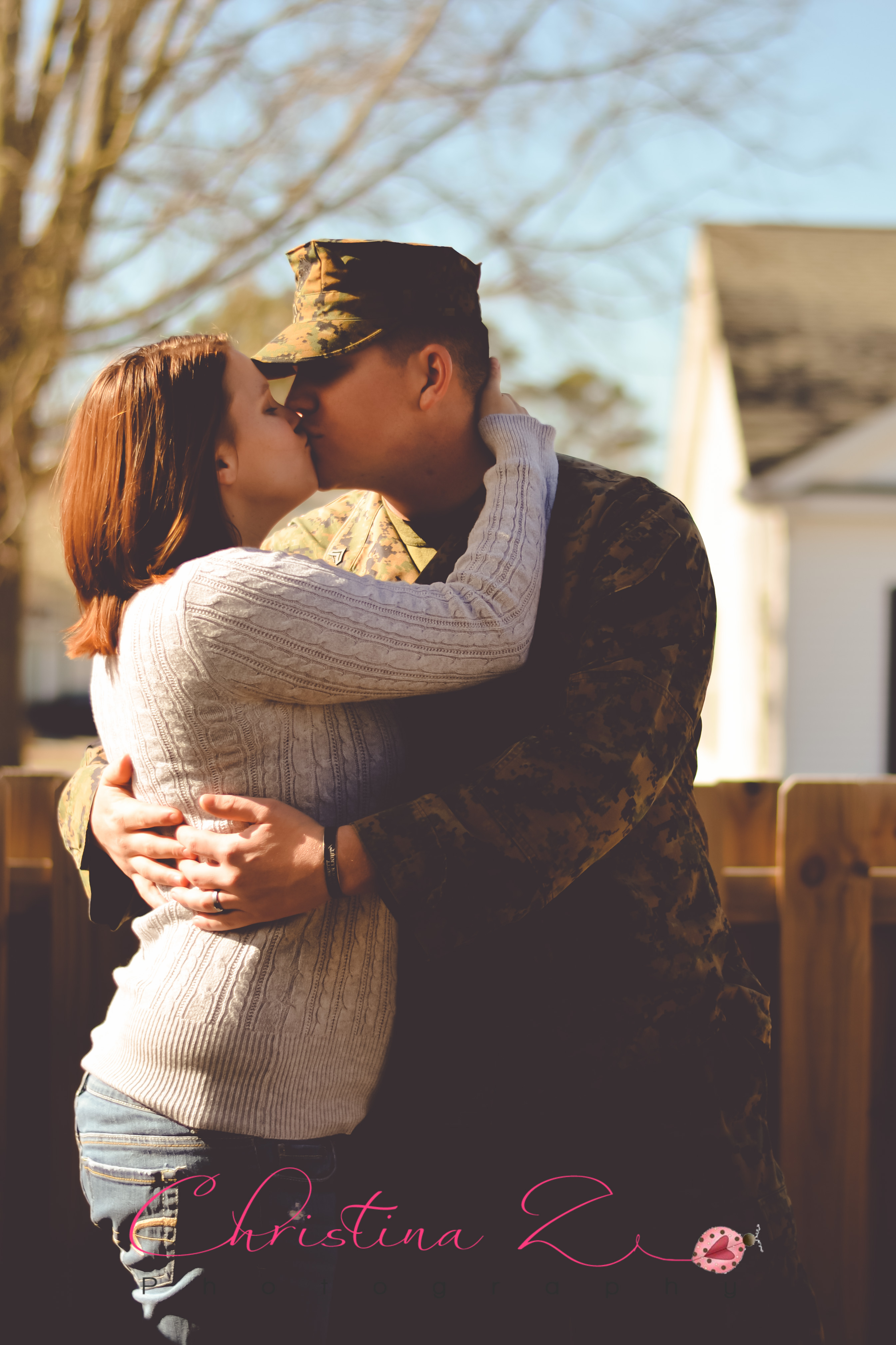 10 Things I've Learned About Being Out Of the Military (by a spouse) | Christina Z Photography