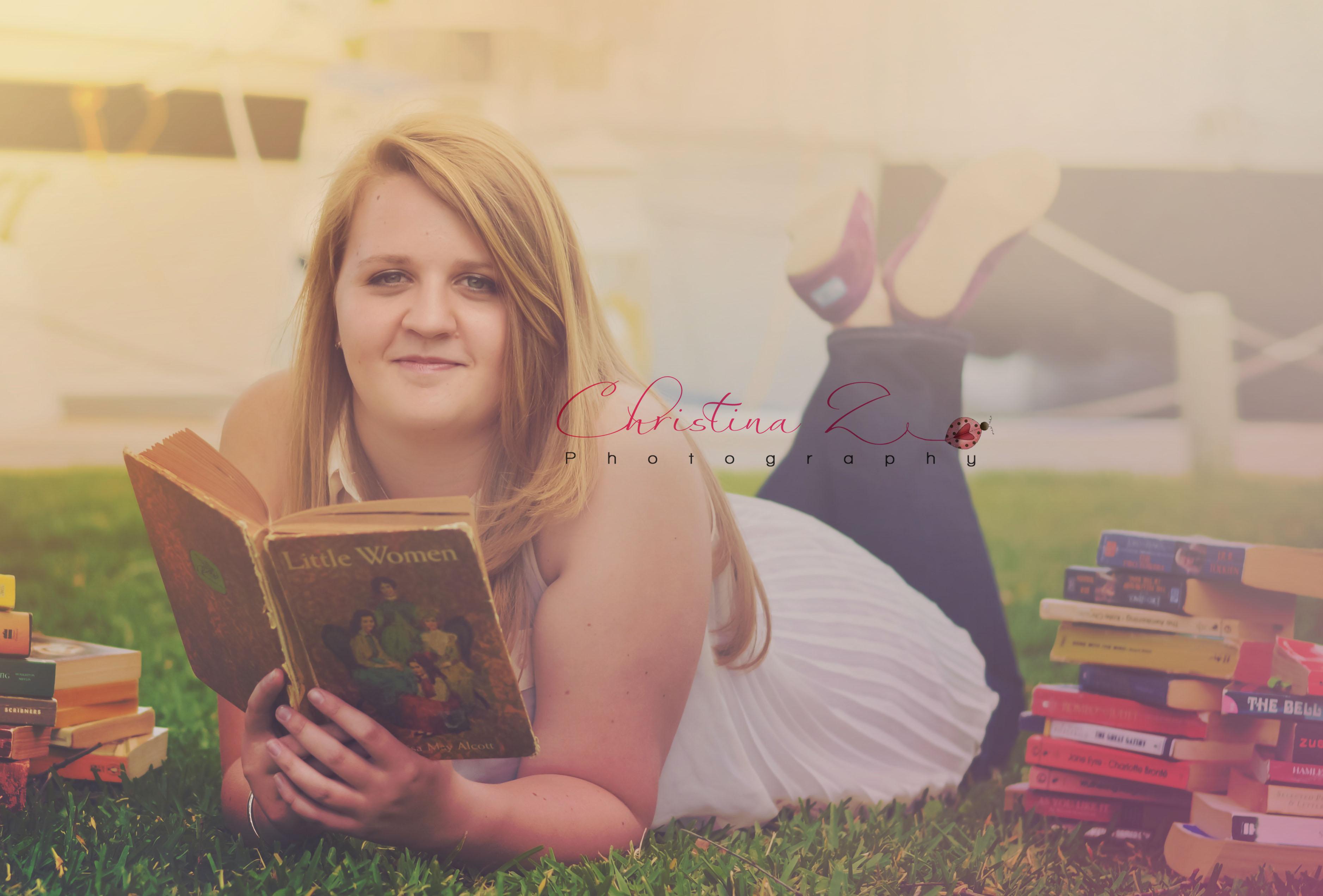 Senior Portrait Photography | © Christina Z Photography
