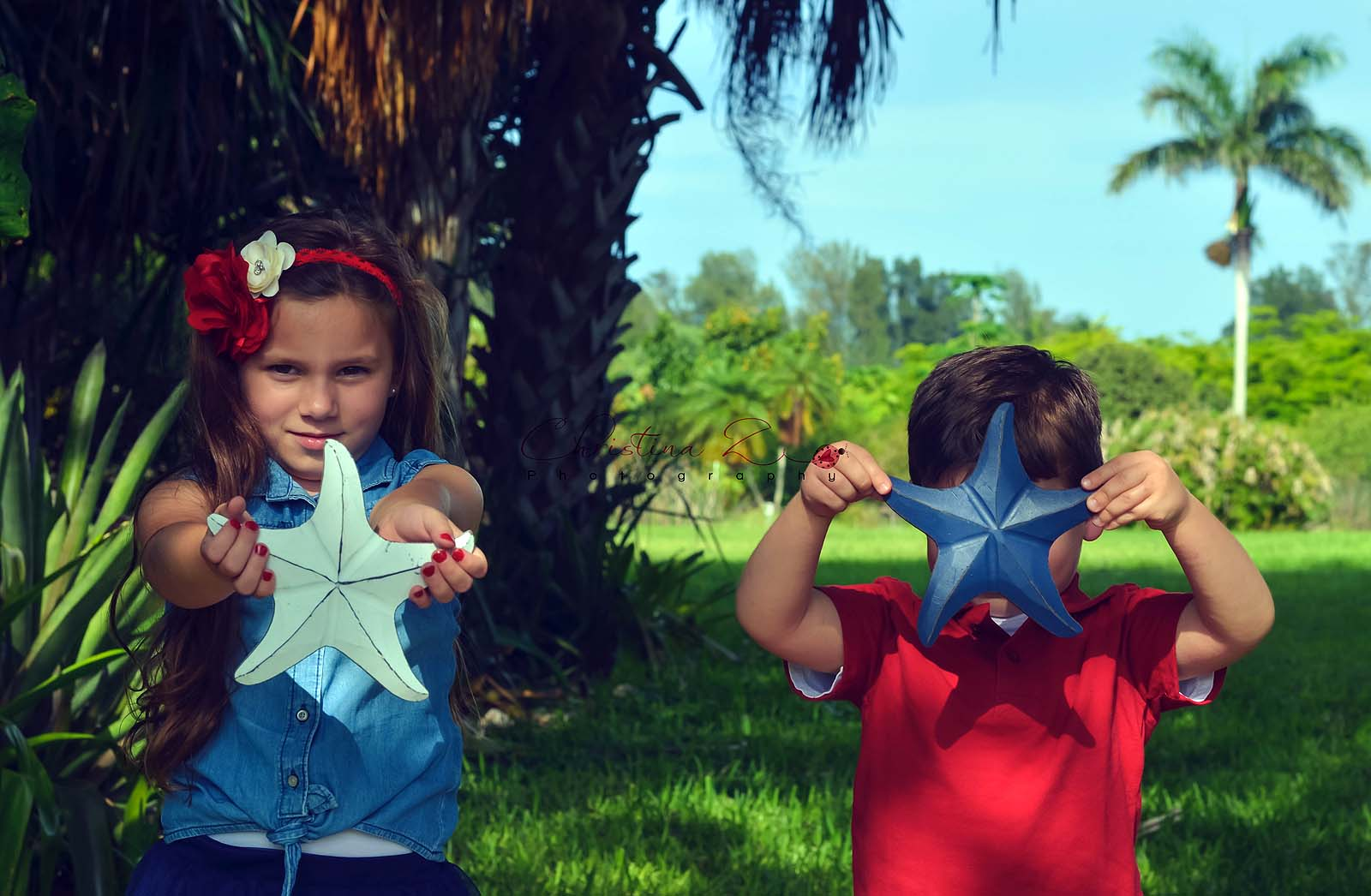 4th of July Mini Session | © Christina Z Photography - Bradenton Florida
