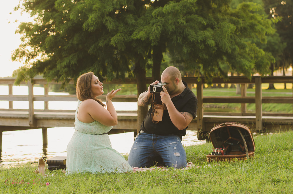 Styled Photo Shoot | Engagement Photography - Orlando, FL | Christina Z Photography