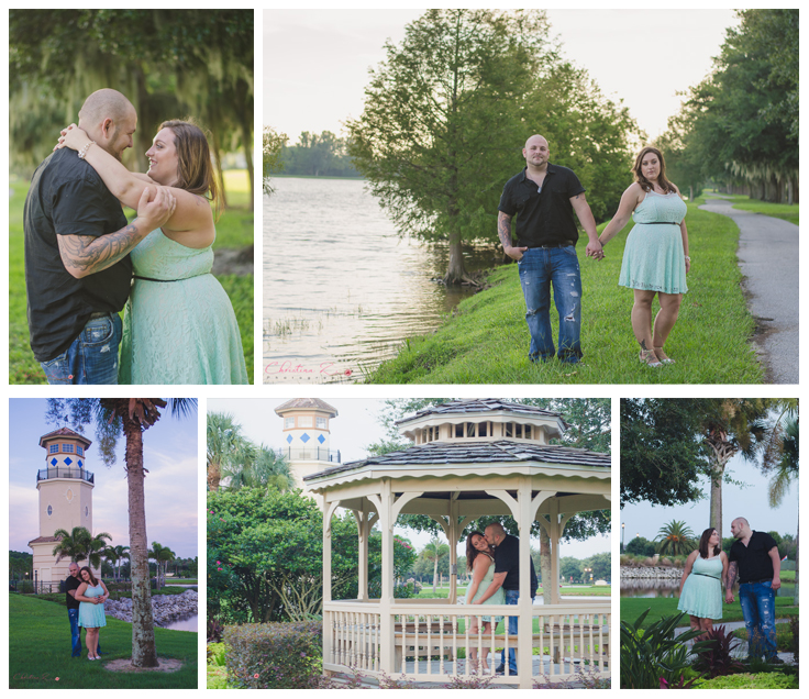 Engagement Photography - Orlando, FL | Christina Z Photography