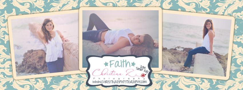 Faith | 2014 Lakewood Ranch High School | Bradenton Florida Senior Photographer | © Christina Z Photography