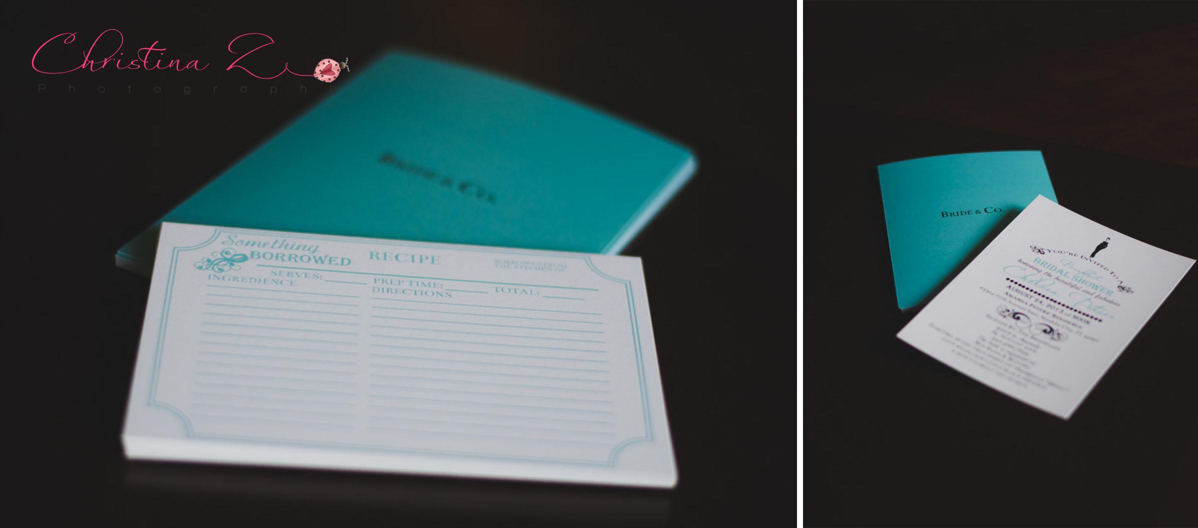 Breakfast at Tiffany's Bridal Shower | Bradenton FL Photographer | Engagement & Wedding Photographer | © Christina Z Photography