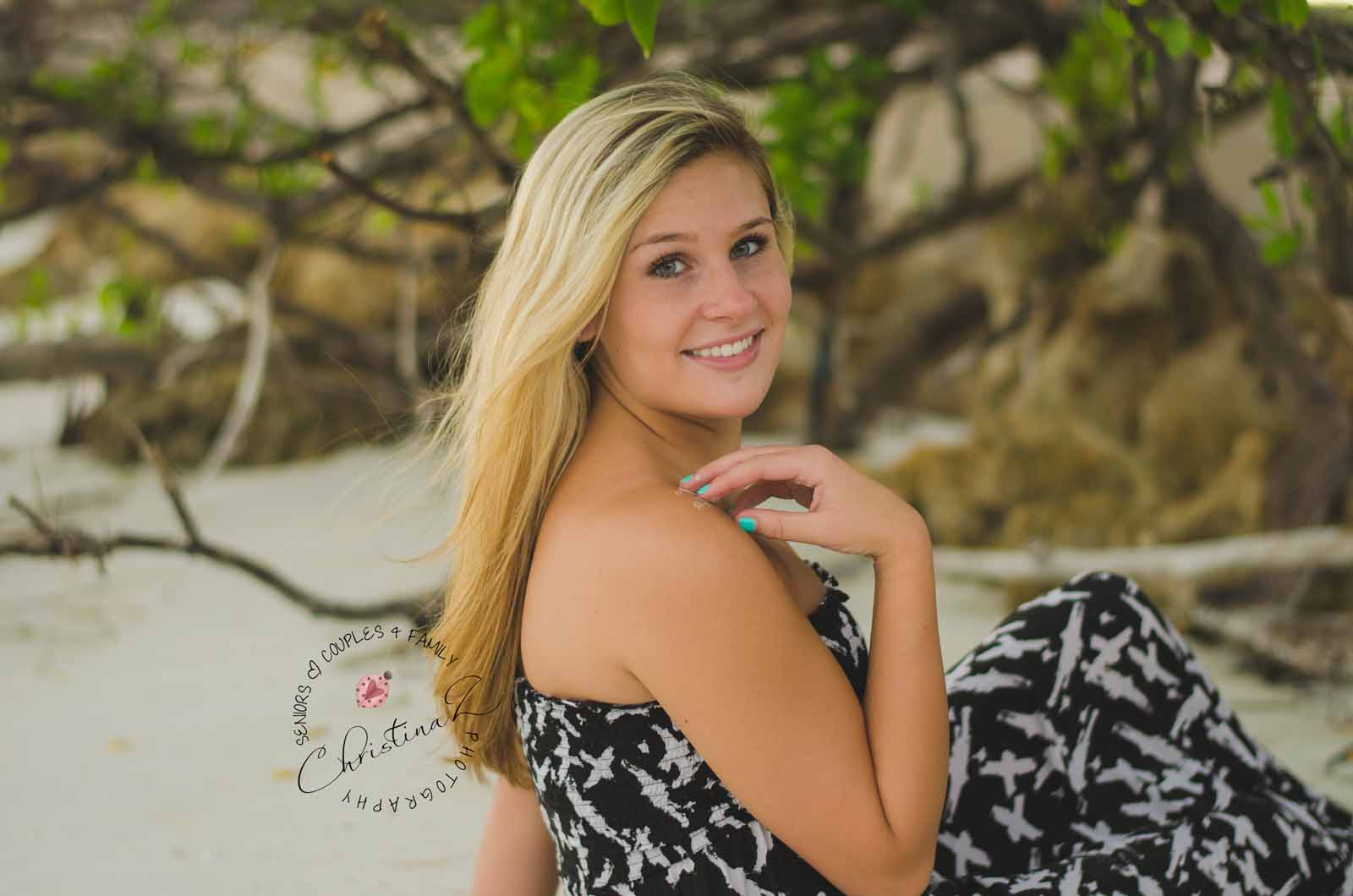 Grace | 2014 Lakewood Ranch High School | Bradenton Florida Senior Photographer | © Christina Z Photography