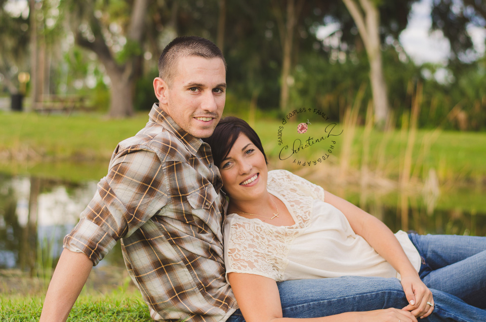 Christa + Jame | Couples Photography | Christina Z Photography © 2013 - Bradenton, FL
